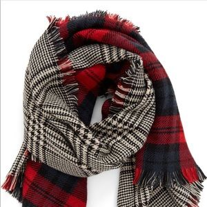 Bp long scarf